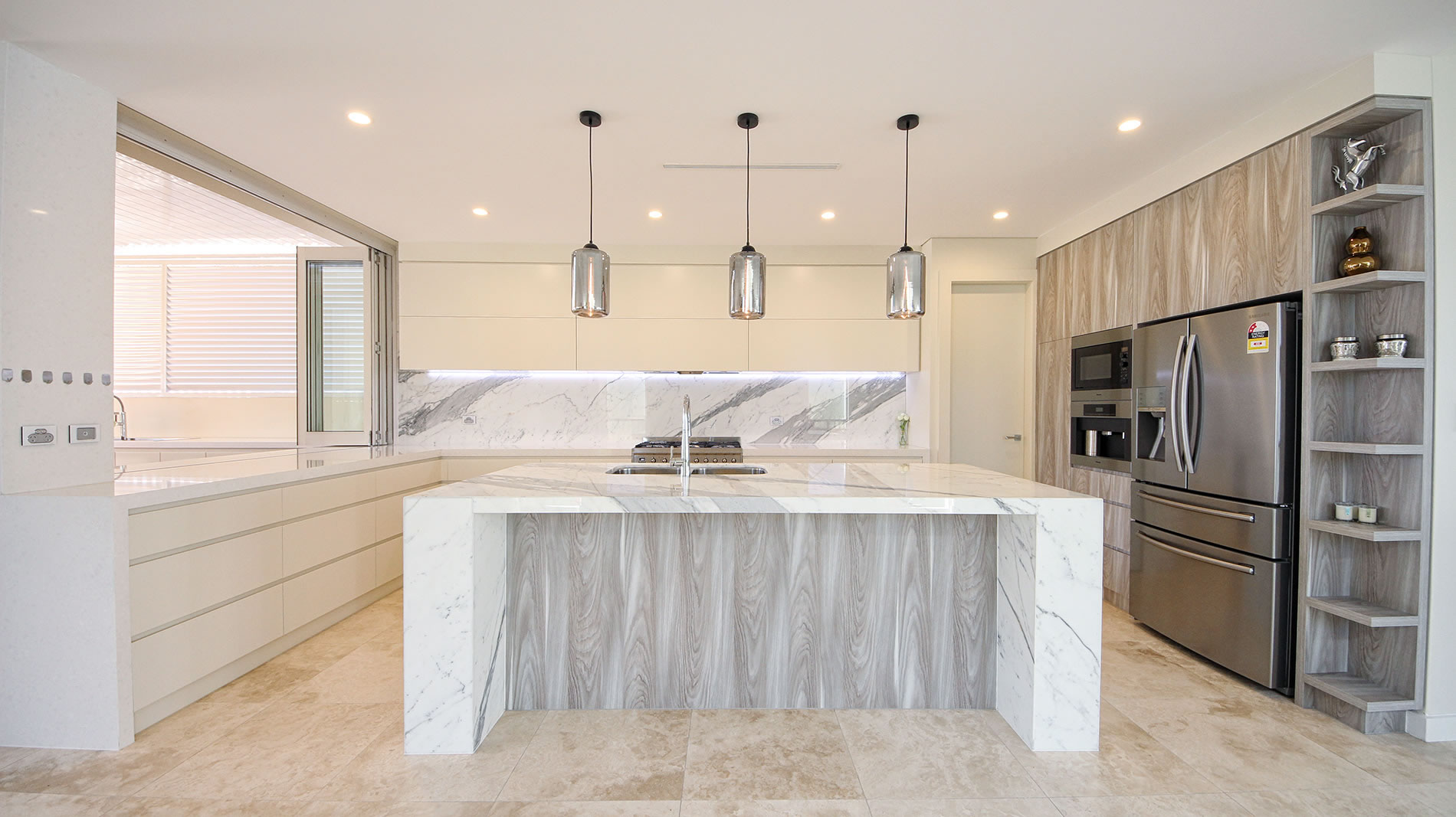 Kitchens sydney kitchen renovation perfect kitchens for Kitchen showrooms sydney west