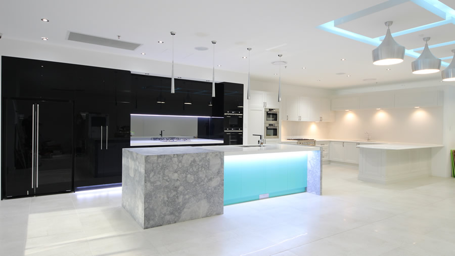 Our kitchen showroom chipping norton western sydney for Kitchens chipping norton