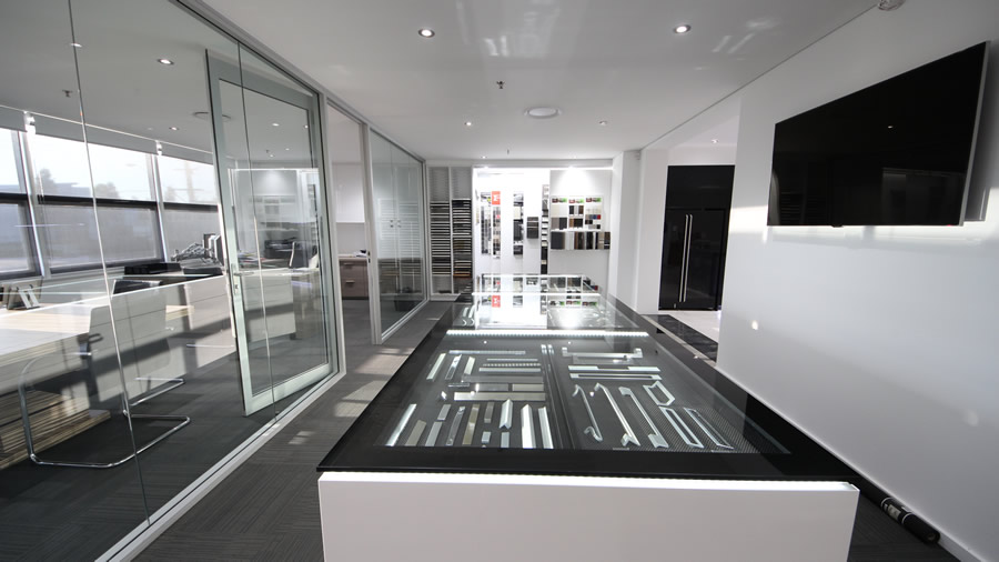 Our kitchen showroom chipping norton western sydney for Kitchens western sydney