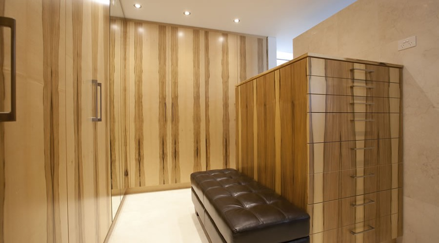 Custom joinery design gallery perfect kitchens for Veneer finish wardrobe