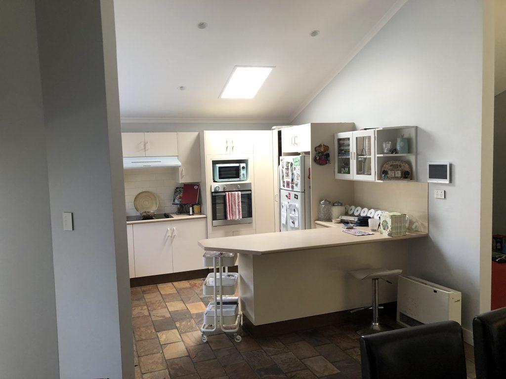 BEFORE Barden Ridge Kitchen Renovation