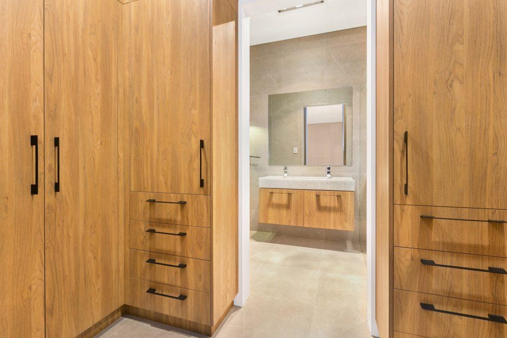 Likewood Timber Grain wardrobe - Guildford, Sydney