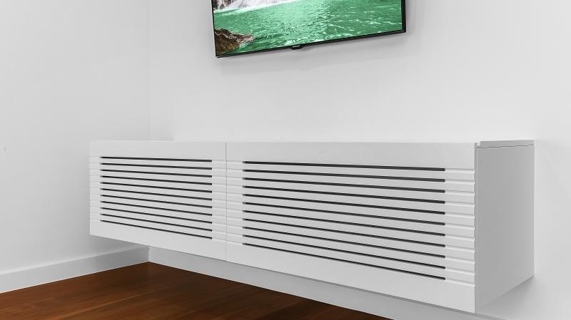 Polyurethane AV Unit with vents - Sefton, Sydney